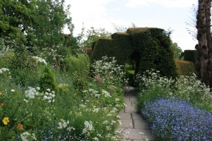 Great Dixter is much softer in the spring, but with the same free spirit!
